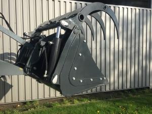 Pelikaanbak minishovel Model ZW