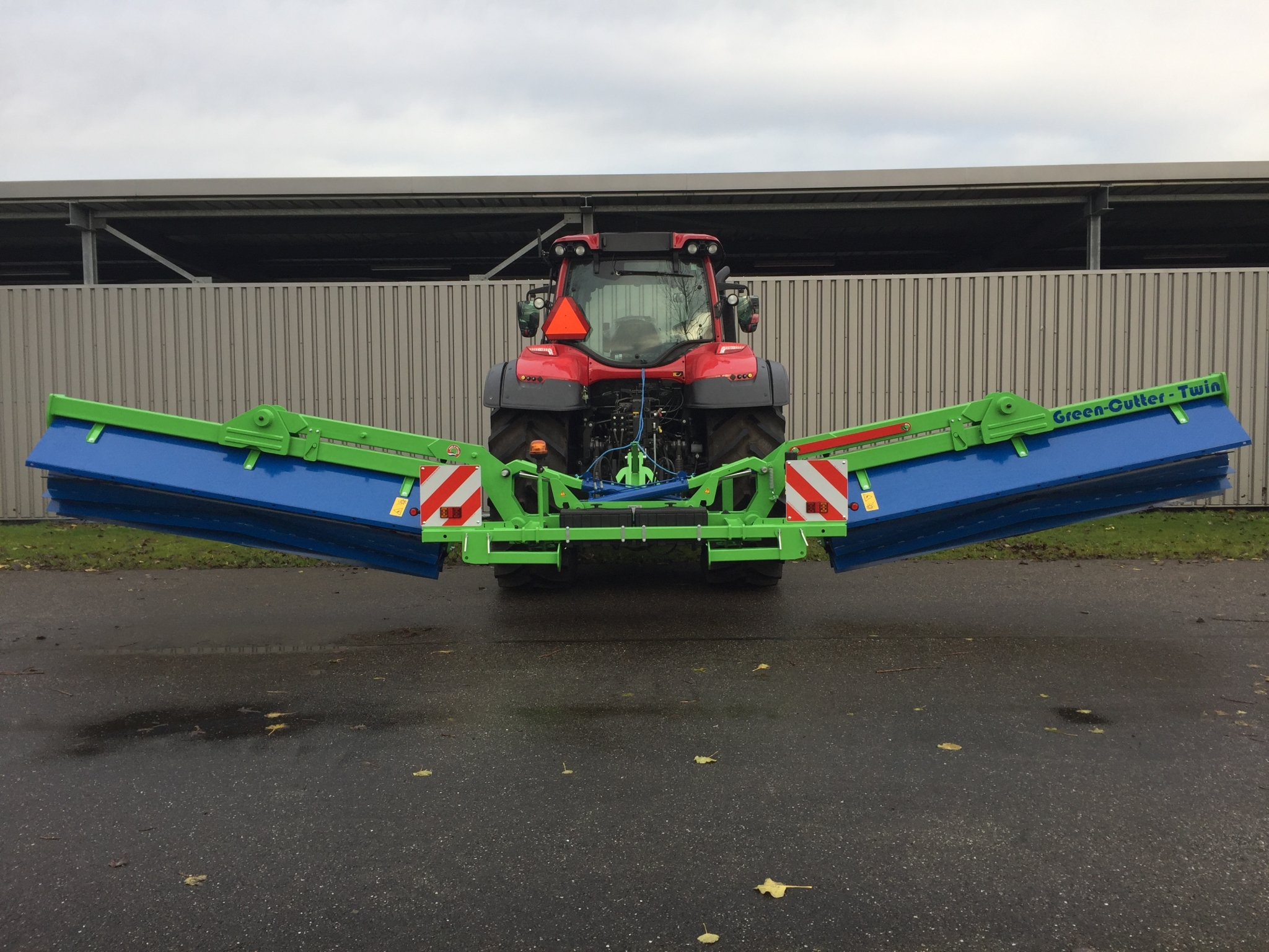 GreenCutter Twin Ceres