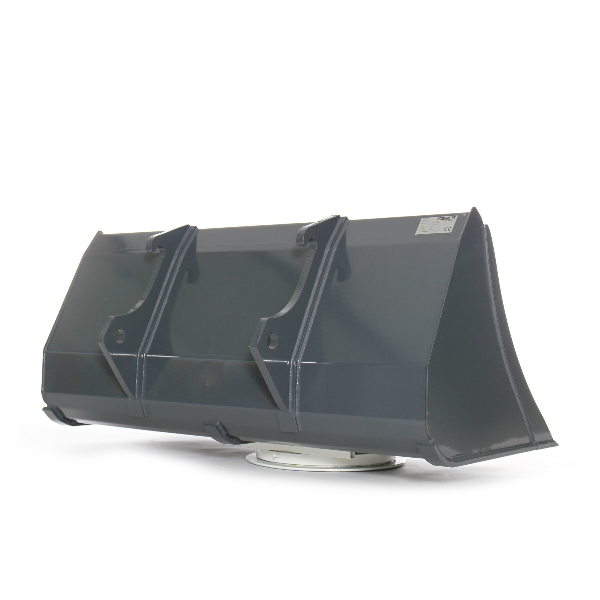 Grondbak minishovel CGB-M-G passend op Giant