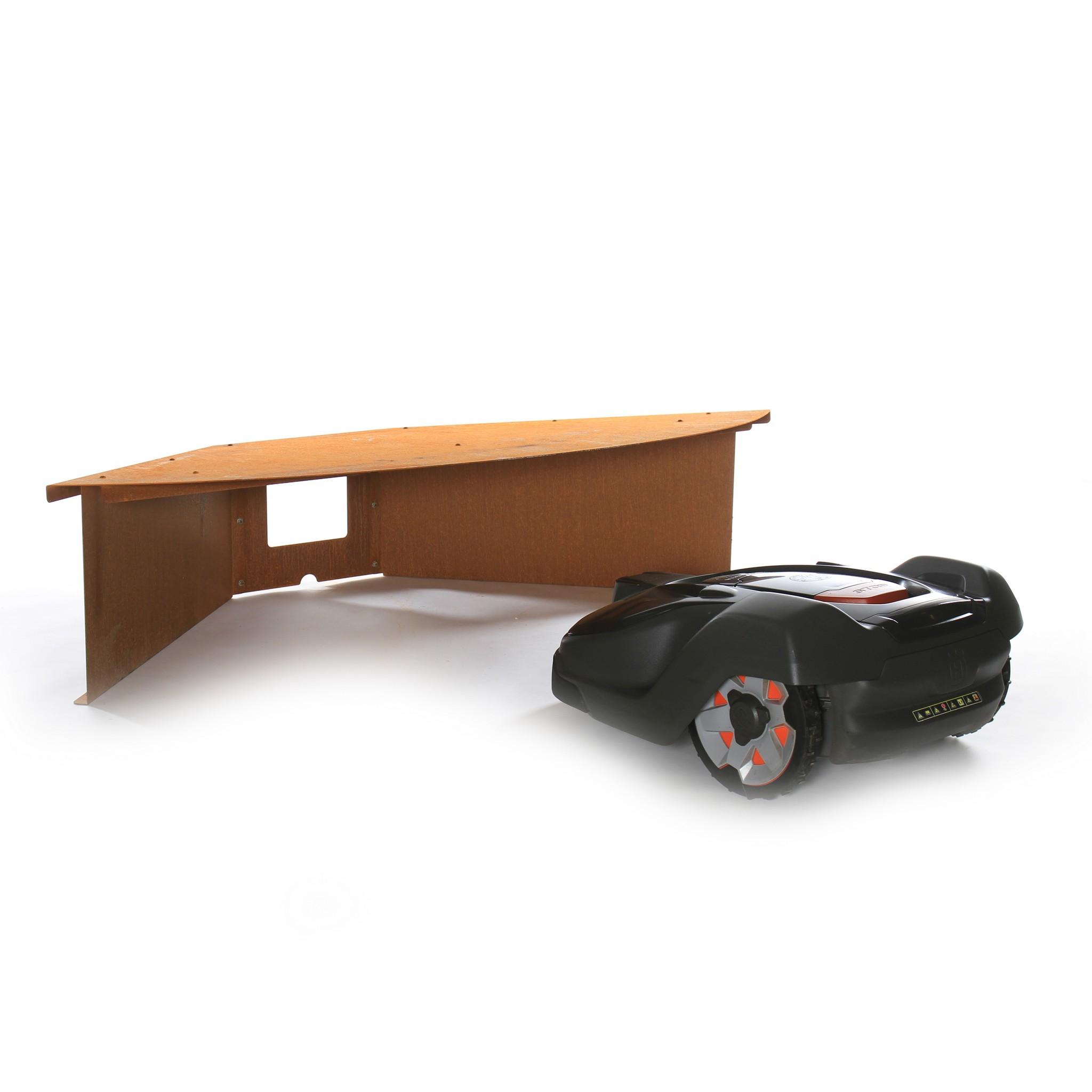Ceres Robotmaaier garage model Luifel XL